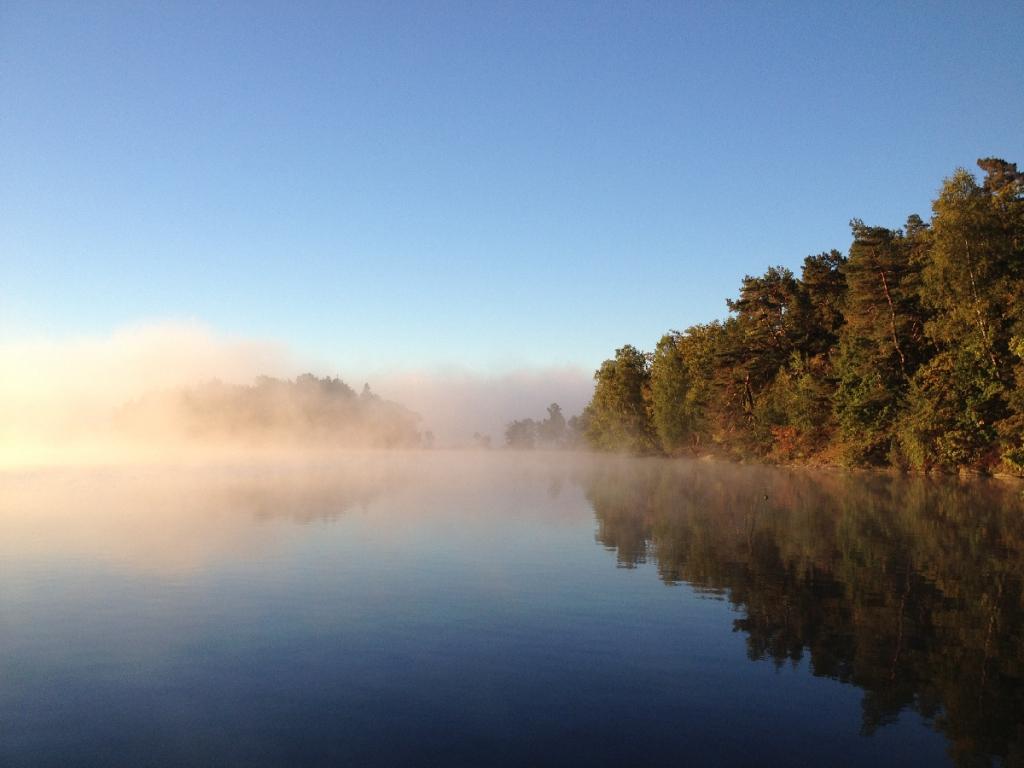 Delsjöområdet sjö