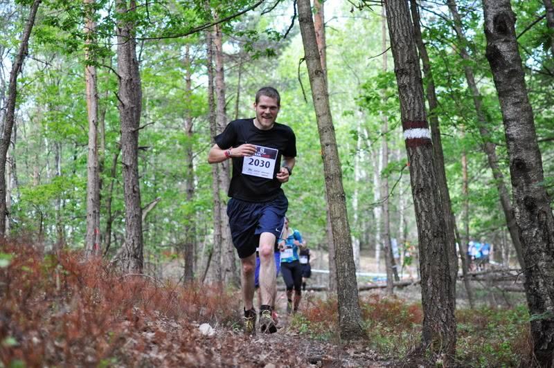 Löpning på rygg nummer 4