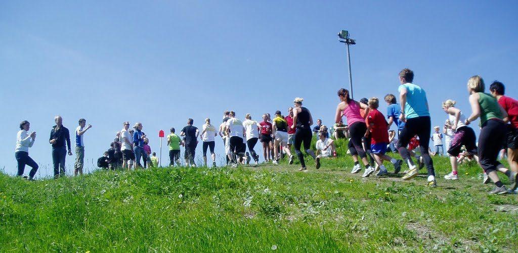 Skatås X-trail 2010 på brudarebackstoppen